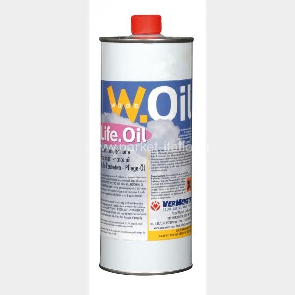 Продукт для ухода за покрытыми маслом полами (дополнительный уход) VERMEISTER LIFE.OIL