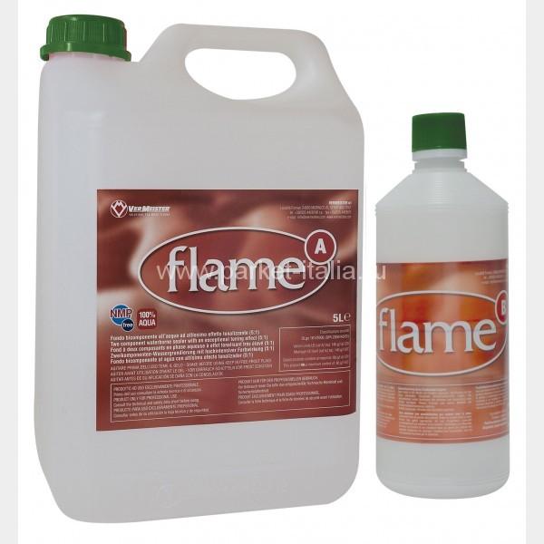 Двухкомпонентная грунтовка на водной основе с тонирующим эффектом  VERMEISTER FLAME