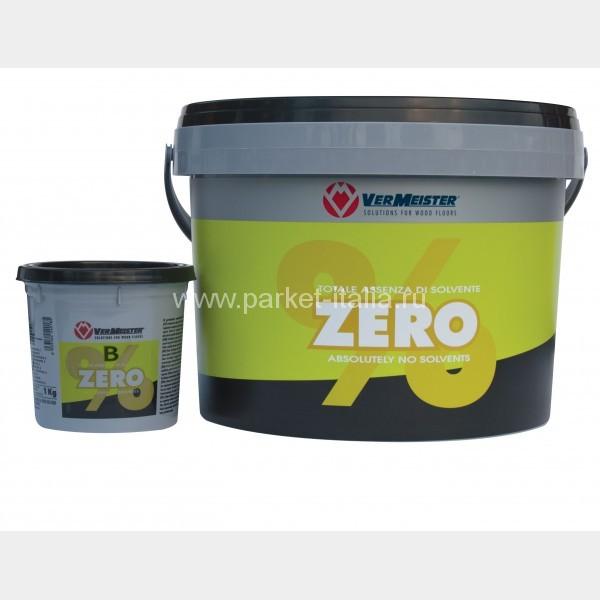 Клей паркетный двухкомпонентный эпоксидно-полиуретановый без растворителя VERMEISTER ZERO%
