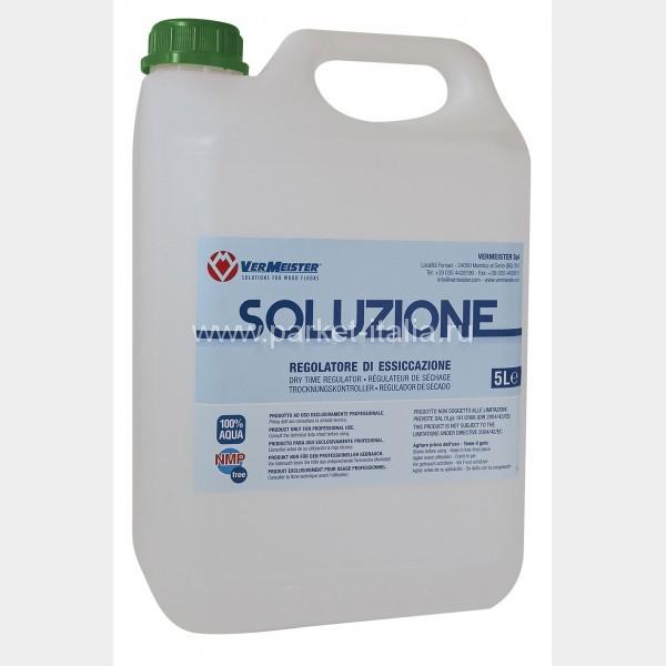 Смесь растворителей с низким уровнем летучих органических веществ для разбавления продуктов на водной основе VERMEISTER SOLUZIONE