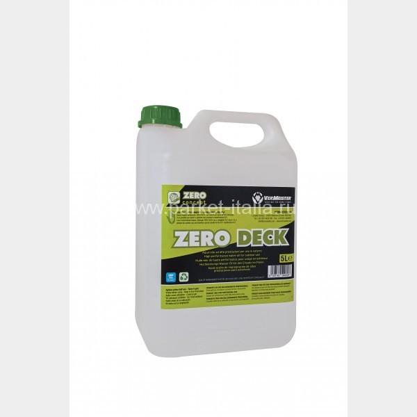 Высокоэкологичный продукт на основе воды и масла с повышенными характеристиками для использования на улице VERMEISTER ZERO DECK